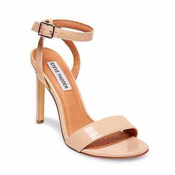 Steve Madden Nude Heels Size 6 | Steve Madden Shoes, Nude Heels ...