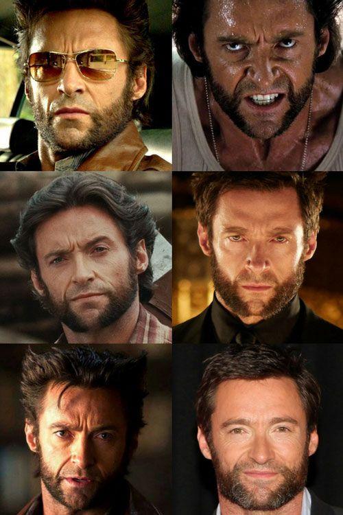 Wolverine Beard Comic : wolverine, beard, comic