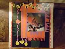 "Paul Carrack ""Suburban Voodoo"" 33 rpm LP 1982 Pop/Alt. Epic Records"