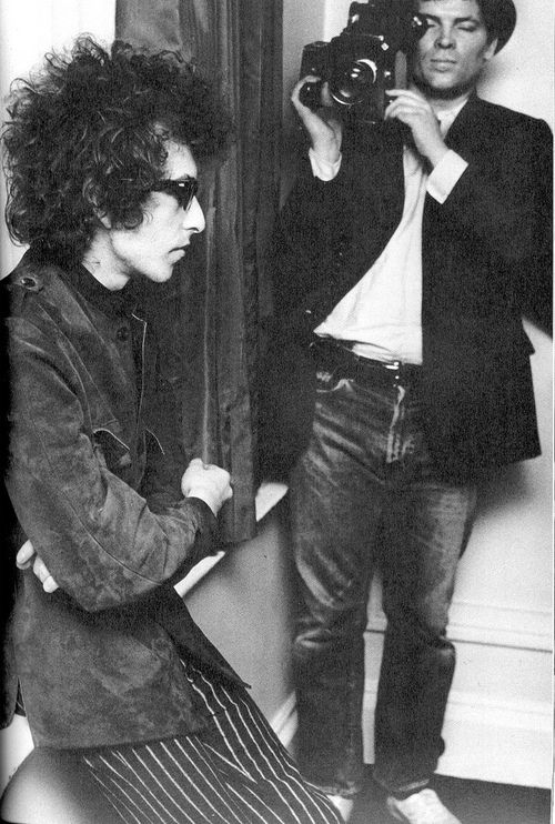 Bob Dylan and D.A. Pennebaker, Press Conference 1966