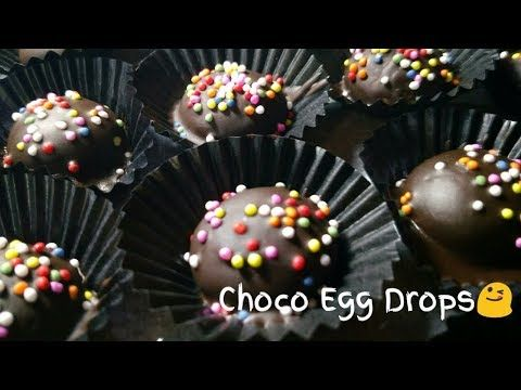 Olahan Coklat Resep Egg Drop Coklat Nin Channel Youtube Coklat Kue Kering Kue