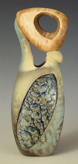 Not Knot I by Jan Jacque: Ceramic Sculpture - Artful Home: