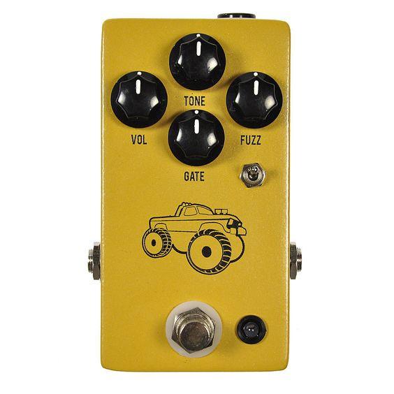 JHS 4 Wheeler Bass Fuzz