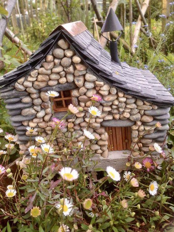 Diy Fairy Garden Design Und Zubehor Marchenbaumhauser Gartendesign Ideen Gartendekor