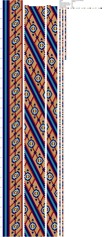 166 best crochet bead ropes images in 2020 | bead crochet, bead.