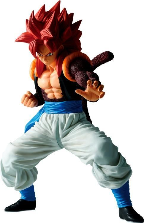 """Dragonball Z DBZ SCultures Announcer Statue PVC FIGURE 4/"""" OLD NO STAND"""