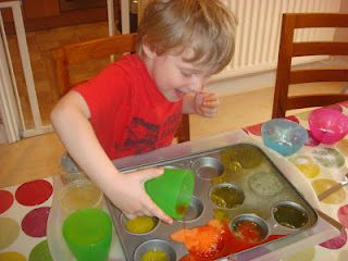 """Making Boys Men"" Blog - fun crafts & activities for young boys"