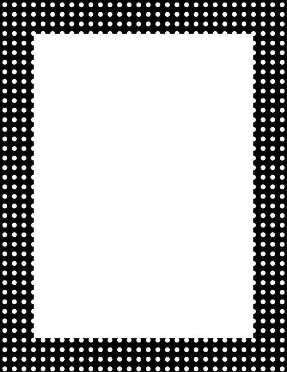 Frame zwarte ruit