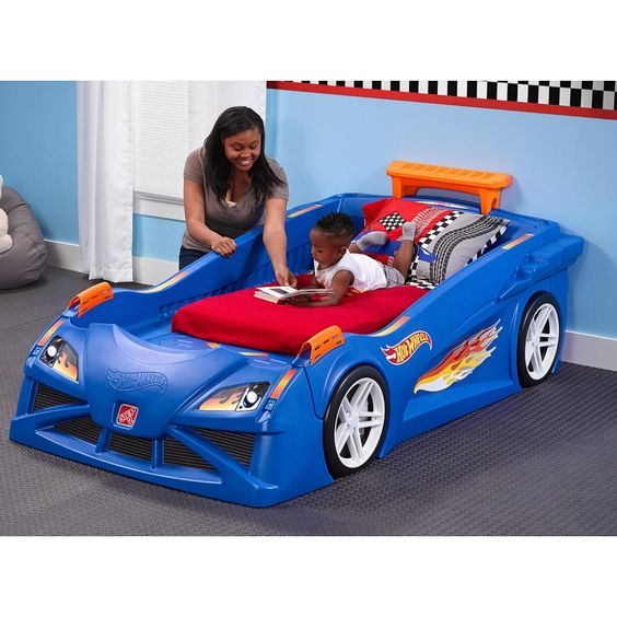 awesome Car Toddler Bed