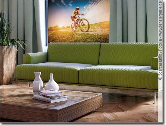 Glasdruck Mountainbike Fensterperle De In 2020 Mountainbike Glas Fensterbilder