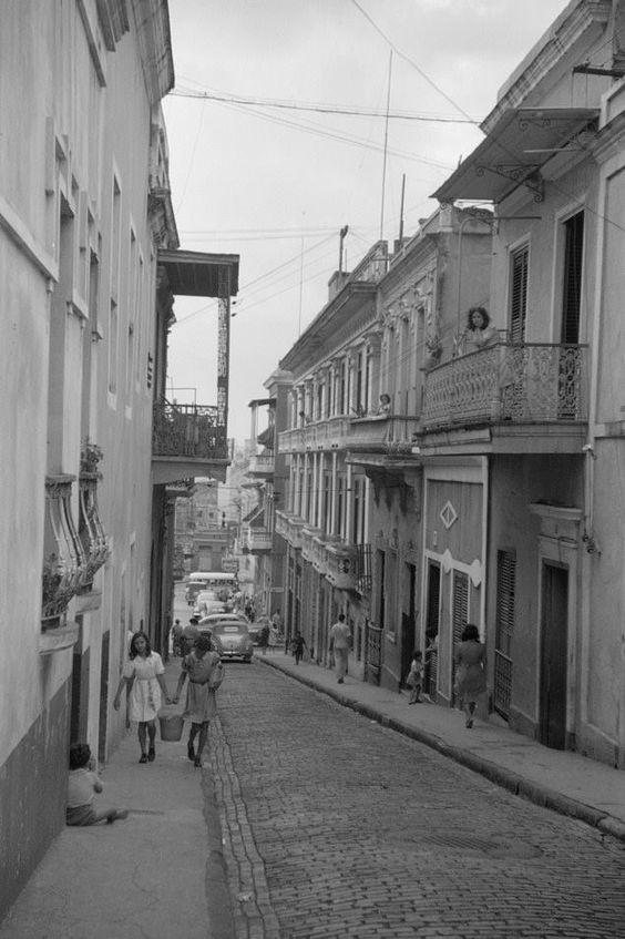 calle o 39 donnell san juan puerto rico 1942 historic