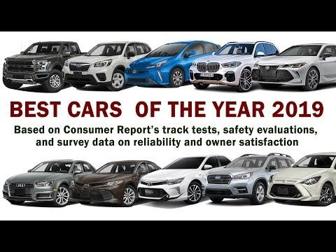 Best Cars Of The Year 2019 Top 10 Best Cars Of 2019 Based On Consumer Reports Youtube Consumer Reports Subcompact Cars Reliable Cars