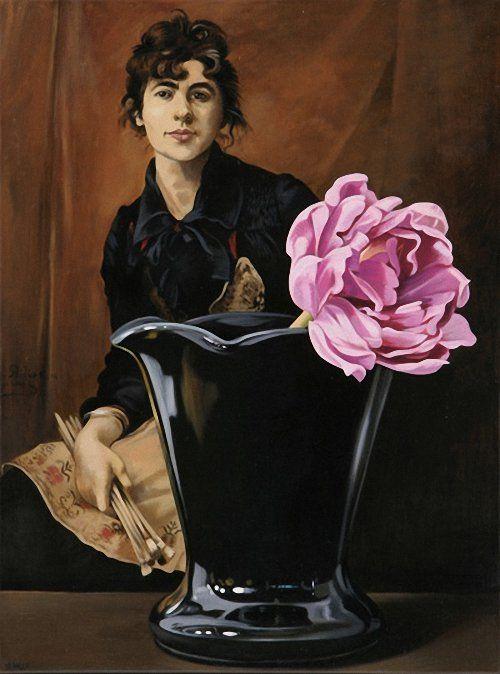 Image result for Anna Bilinska-1857-1893.