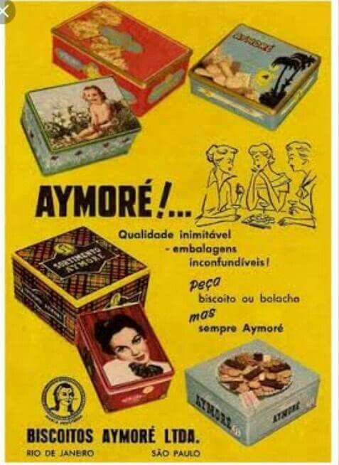 Biscoitos AYMORÉ