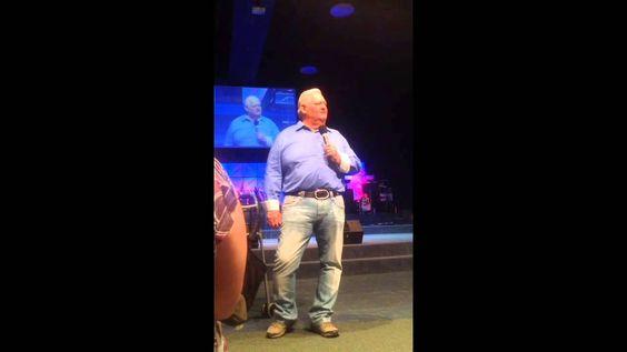 Jack Coe Jr. @ White Horse Christian Center August 10, 2014