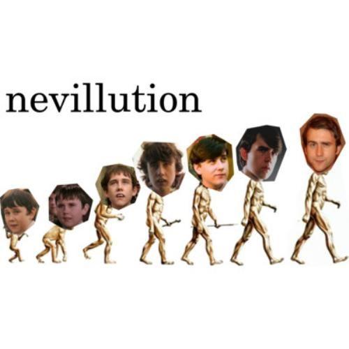 Nevillution...ahahahahaha: