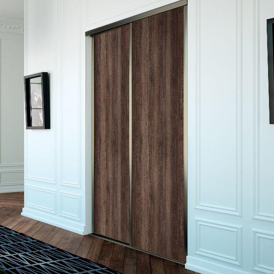 placard sur mesure coulissant pliant et pivotant kazed rangement pinterest produits et. Black Bedroom Furniture Sets. Home Design Ideas