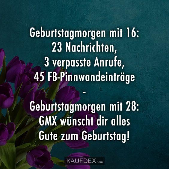 16 Geburtstag In Amerika Deutschland Spruche Geburtstag