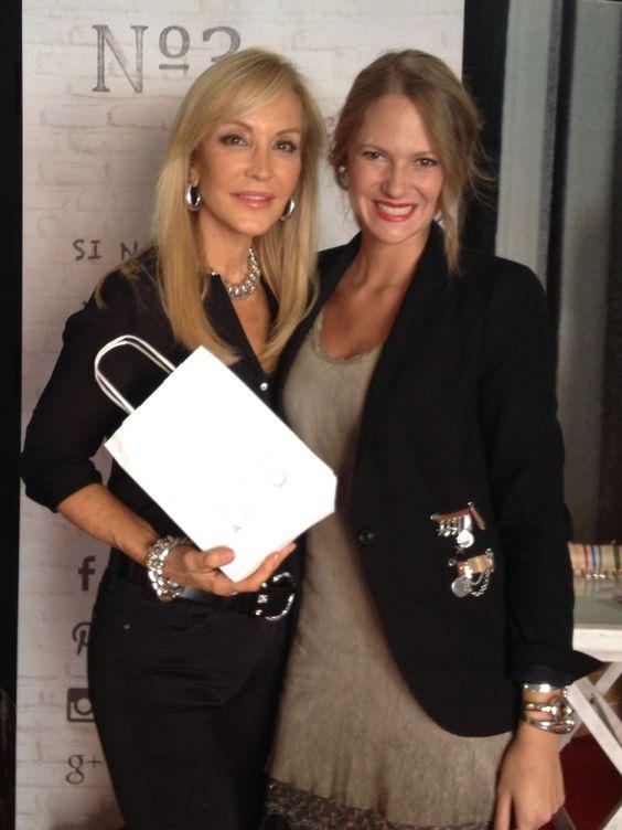 #TAW2013 con Carmen Lomana
