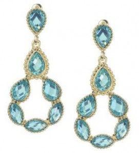Zelina Dangle Earrings