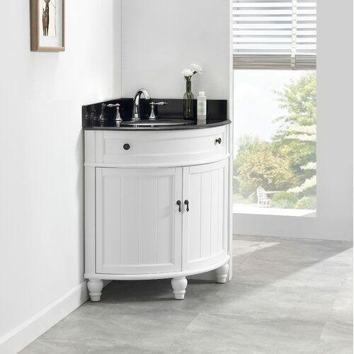 Lebrun 34 Single Bathroom Vanity Set Vanity Set Single