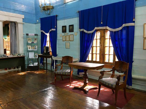 В Музее декабристов, г. Чита. Фото: Evgenia Shveda