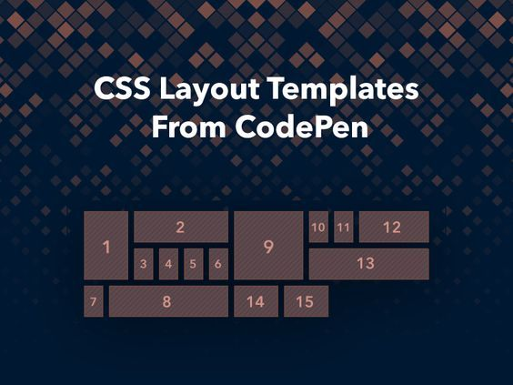 Using Css Layout Templates When Building A Website Can Help You Decide How Your Site S Structure Will Look Like The Layout Template Web Layout Design Css Grid