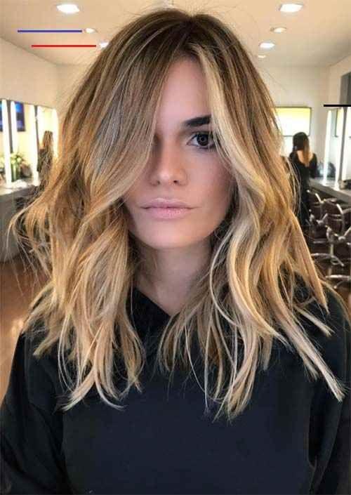 51 Verfuhrerische Mittellange Frisuren Und Haarschnitte Mit Denen