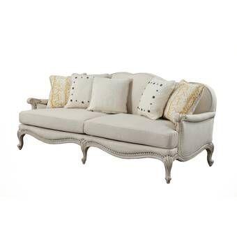 96 Rolled Arm Sofa Sofa Rustic Furniture Diy Furniture