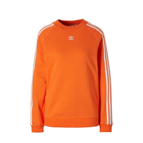 sweater oranje | Sweater, Trui, Adidas originals