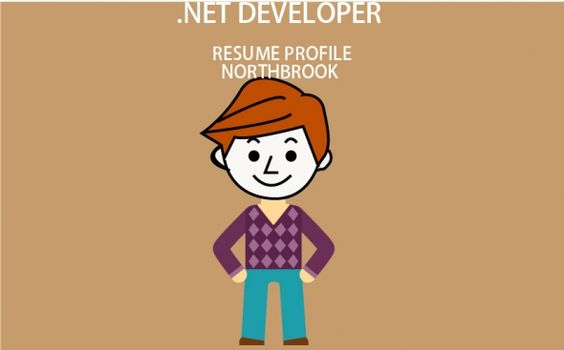 Net Developer Resume Profile, Northbrook Information Technology - net developer resume