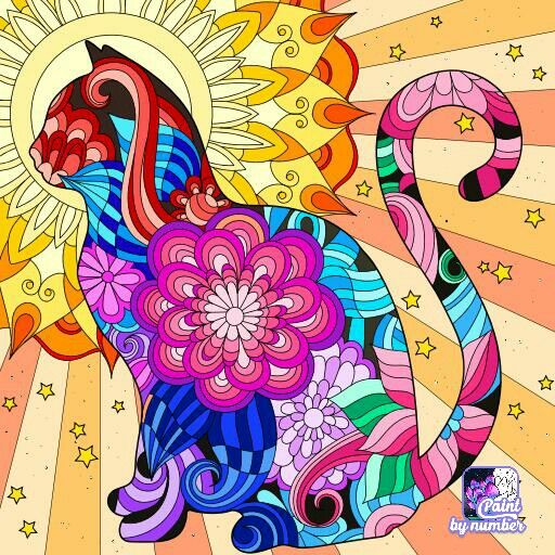 Pin By Heidi Henning On Color By Number Coloring Pictures Colouring Pics Art