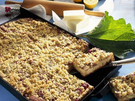 Rhabarber-Streusel-Kuchen |