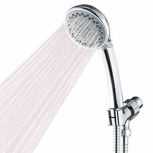 Details About Handheld Shower Head Hose High Pressure Spray Head