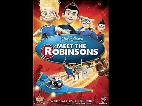 Meet The Robinsons 2007 Dvd Menu Walkthrough Youtube Meet The Robinson Big Hero 6 Robinson