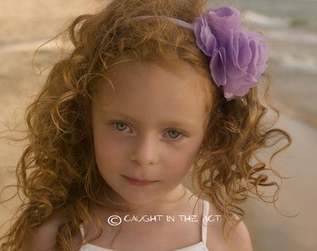 Redhead Closeup