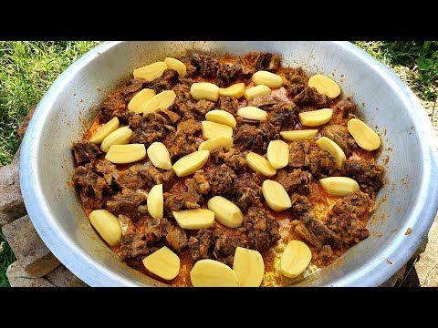 Bozbasin Hazirlanmasi Azerbaycan Mutfagi Bozbas Azerbaijani Beef Stew Bozbash Et Yemekleri Youtube Dana Yahni Yemek Youtube