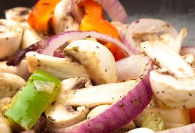 Homemade Recipes: Recipes Salad with Mushrooms.