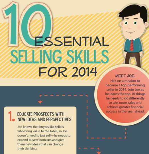 ExportersIndia : 10 Essential #SellingTips for 2014  See More: http://goo.gl/5V2sRA