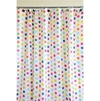 Candy Dots shower curtain  $20 robertgreen.com.au