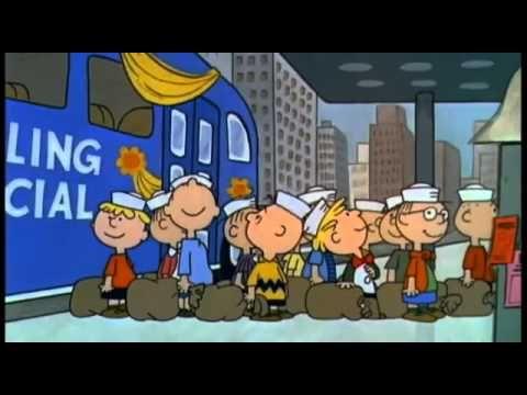 Um Garoto Chamado Charlie Brown - Dublado - YouTube