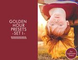 Golden Hour Presets -Set 1-