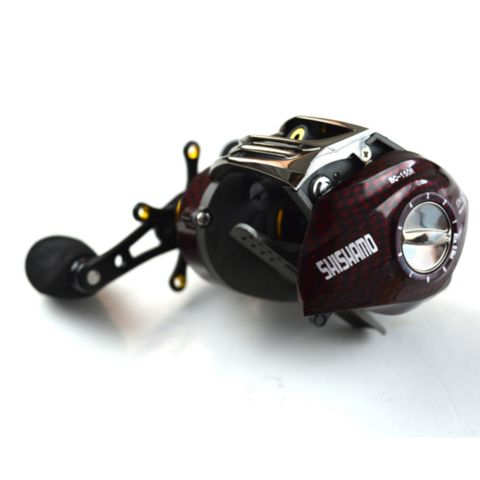 Fishing Baitcasting Reel 18 BB Ball Bearings Left/Right Hand Casting 6:3:1
