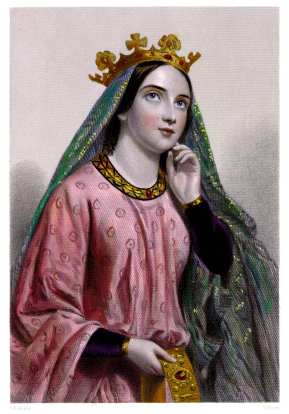https://es.pinterest.com/pin/317926054925975382/Berengaria of Navarre (1163?-1230) Queen consort to: Richard I