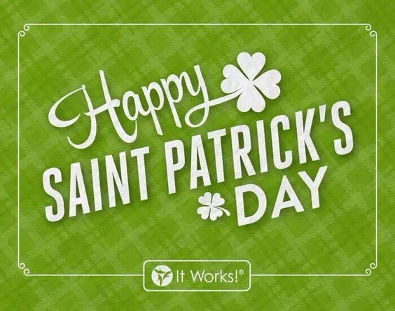 Wishing everyone a Happy St. Patrick's Day!!!