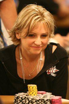 Harman venceu seu primeiro bracelete da World Series of Poker em 2000 no prestigioso NO Limit Deuce to Seven Lowball. Ela nunca tinha jogado esse game antes do evento, mas recebeu uma sessão de tutorial de Howard Lederer cinco minutos antes de jogar. Ela ganhou seu segundo bracelete da WSOP em 2002 no $5K Limit Hold'em. Ela é a primeira mulher em ocupar dois braceletes da WSOP em eventos abertos, acompanhada por Vanessa Selbst em 2012.