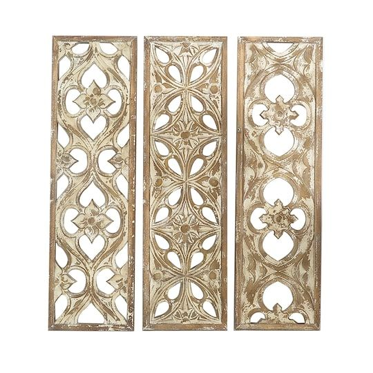 Find The Assorted Wooden Wall Panel By Ashland At Michaels