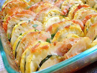 Now You Can Pin It!: Vegetable Tian