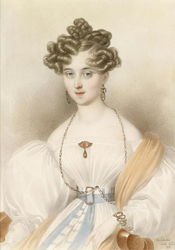 Josef Kriehuber (1800-1876)