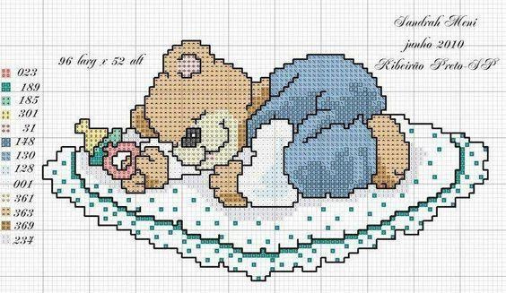 Ângela Bordados: Olá pessoas lindas...passando para deixar uns ursinhos muito fofos...e desejar que essa semana comece cheio de benção a todos.